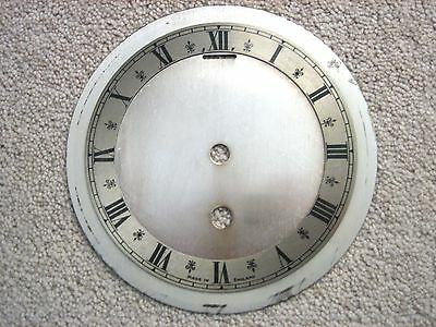 Smiths Astral clock dial with Chapter ring