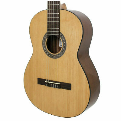 Admira Diana Full Size Classical Guitar Solid Cedar Top Nylon Strings