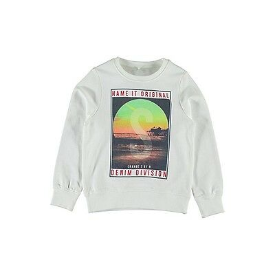 NAME IT Jungen Sweatshirt Nitpolapain Ls O-Neck Sweat