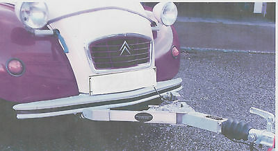 A Frame for towing - classic cars
