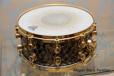Snare Drum Mapex Black Panther