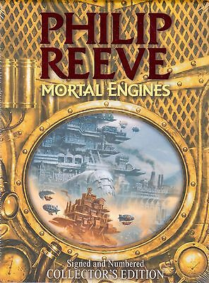 Mortal Engines BRAND NEW BOOK by Philip Reeve (Hardback 2009)