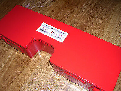 Ihc Farmall  H & M Supers Tractor - Tool Box & Cover - New