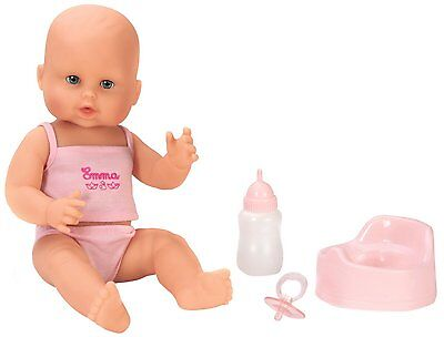 Corolle Les Classiques Emma Drink-and-Wet Bath Baby Doll