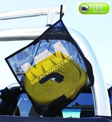 4WD Recovery Strap Drying Bag 44.5cm x 39cm Airing & Drying Recovery Equipment