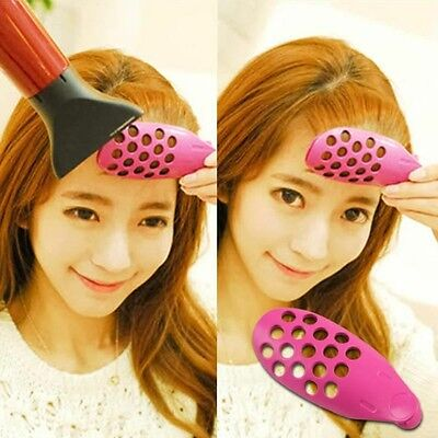 Bang Styling DIY Hair Curler Clip Tool Air Bangs Holder Salon Hairstyle