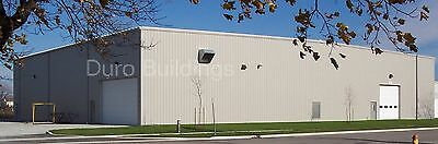 DuroBeam Steel 80x150x16 Metal Clear Span Building Kits Custom Structures DiRECT