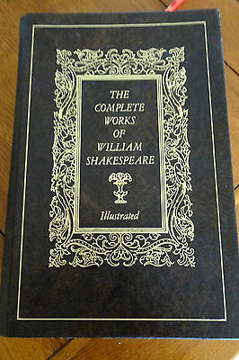 The Complete Works Of William Shakespeare. Illustrated.