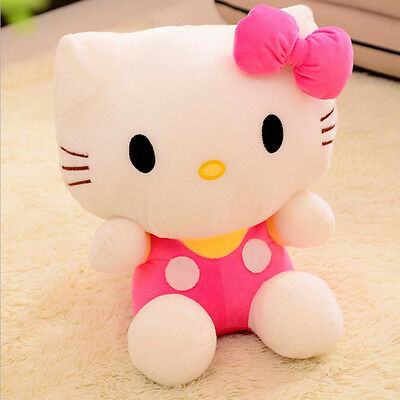 Hello Kitty Plush Toy Lovely Doll For Kids