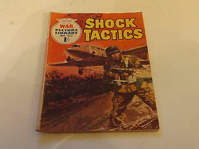 WAR PICTURE LIBRARY NO 457!,dated 1968!,GOOD for age,great 48!YEAR OLD issue.