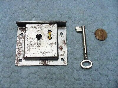 Drawer Locks NOS Furniture Cabinet Vintage