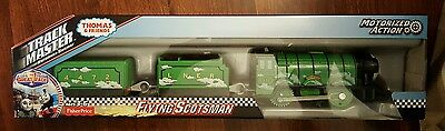 NEW Flying Scotsman Track Master Thomas & Friends by Fisher-Price