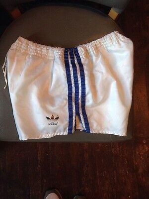 Vintage Adidas Sprinter Shorts D6 West Germany Retro
