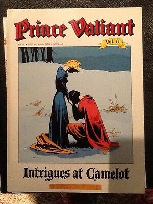 Prince Valiant FANTAGRAPHICS BOOKS by Harold R. Foster