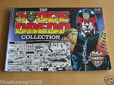 The Judge Dredd Collection  Printed 1985