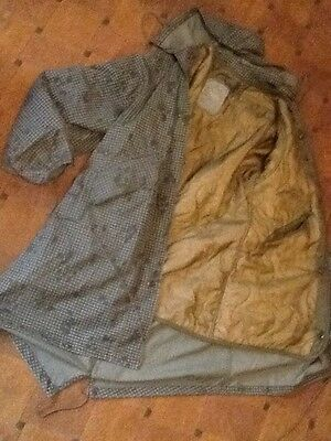 US-Army USMC Shell Parka M51 Fishtail 1981 night desert m. Futter, Gr.M, TOP