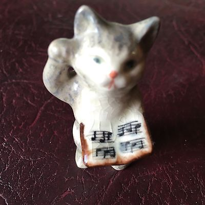 Beswick  Cat Band / Orchestra  Conductor / Band Leader