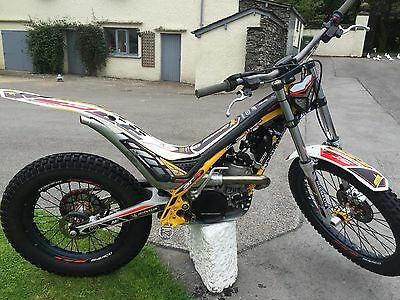 Sherco 305 Cabestany Edition Trial Bike - Not Ossa, Beta, Scorpa, Gasgas, Montes