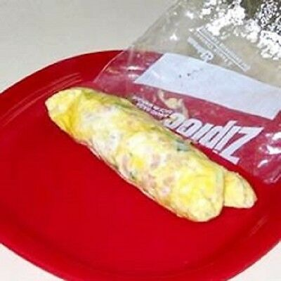 Homemade Recipe: Omelet in a Bag Recipe