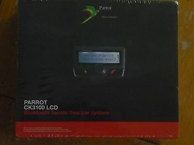 Parrot CK3100 LCD Bluetooth hands-free car system