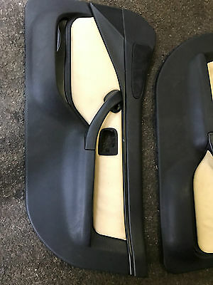 Bmw Z3 E36/7 Individual Door Card  Leather Driver Side Bmw Z3 Individual Trim