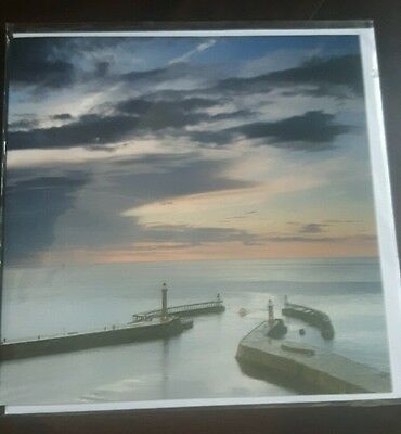 greetings cards David tarn Whitby harbour
