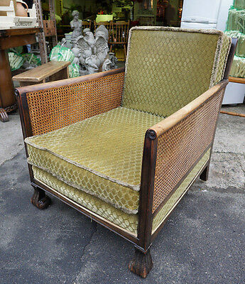 Early Cane Chair