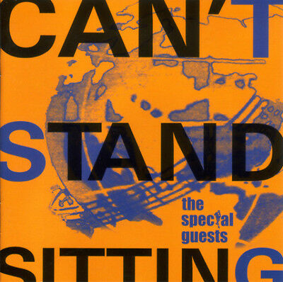 SPECIAL GUESTS, THE Can´t stand sitting LP (2000 Special Music) neu!