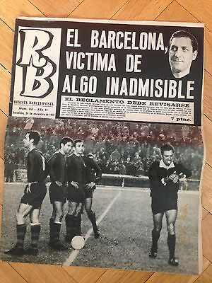 Dundee Scotland Barcelona Spain Fairs Cup Uefa C3 1966 1967 Real Madrid