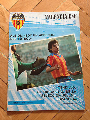 Valencia Bk 1903 Copenague Winners Cup 1979 And Stade Reims 1959 Friendly