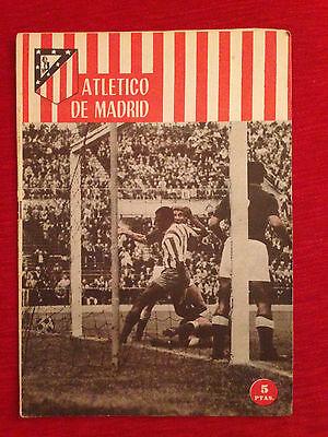 Atletico Madrid Spain Fiorentina Italy Final Winners Cup 1962 Monaco Berliner