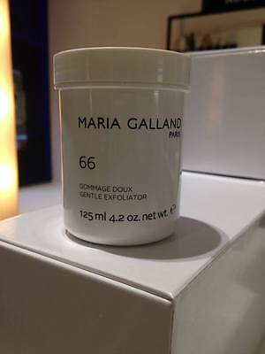 MARIA GALLAND 66 Gommage Doux (Format Canine 125ml - neuf)