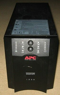 APC Smart-UPS SUA1000I 1000VA UPS (no batteries)