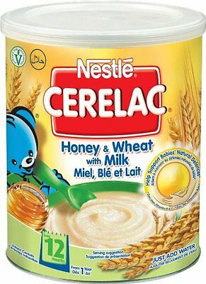 Cerelac - honey & wheat with milk 400g from 1 year