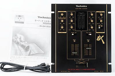 Excellent++!!Technics SH-EX1200-K Black color from Japan ♯100287