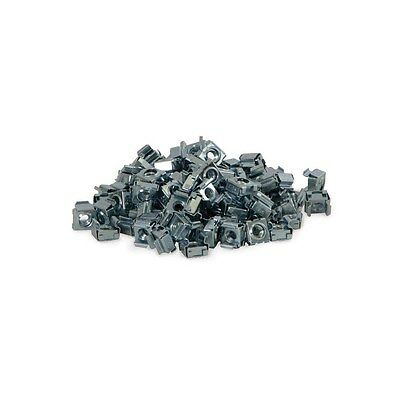 Kendall Howard M6 Zinc Cage Nuts - 2500 Pack Made in the USA 0200-1-003-04