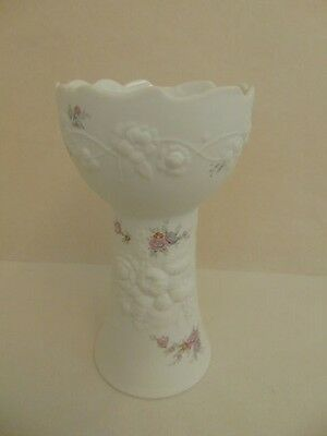 Stunning, Collectable, Kaiser, Floral Pattern,' Rosalie ' Candle Stick Holder