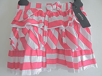 Bnwt Sonia Rykiel Stripy Skirt Age 6 Tag Price £92  More Designers Listed