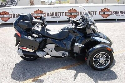 Can-Am RTS-SE5 2011 2011 Can-AM RTS-SE5 Black Trike Stock:15502A