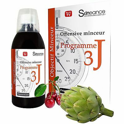 Programme 3J Offensive Minceur - Skineance