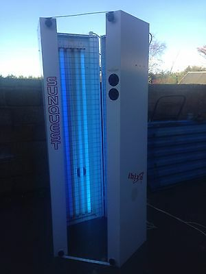 16T 160watt Sunquest Ibiza vertical sunbed 01740655557 for del £mostof uk 10319