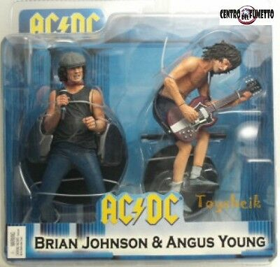 AC/DC Brian Johnson & Angus Young – Neca/Reel Toys