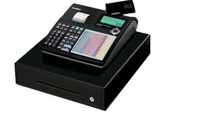 Casio Se-C300 Electronic Cash Register With 10 Till Rolls