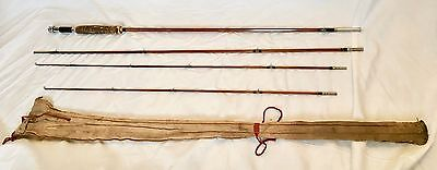Wards Precision Fly Rod in Excellent Condition with Sock