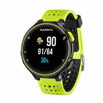 Garmin Forerunner 230 Force GPS Running Watch & Activity Tracker Yellow