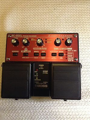 Boss RC -20 Loop Station. Used Great Condition.