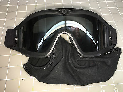 Revision U.s. Military Black Goggles Used (11_238)
