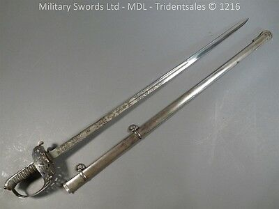 British Officers Barotse Native Police Sword by Wilkinson