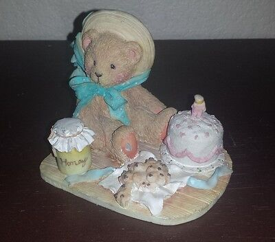 "Cherished Teddies #950459 Anna ""hooray For You"""
