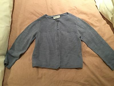 The White Company Girls Cardigan age 2-3 Years